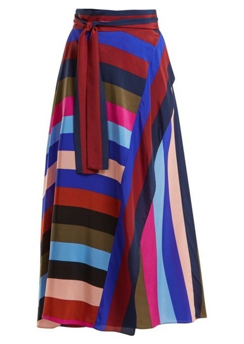 b8b395dcad SALE! Diane Von Furstenberg Diane Von Furstenberg Carson striped ...