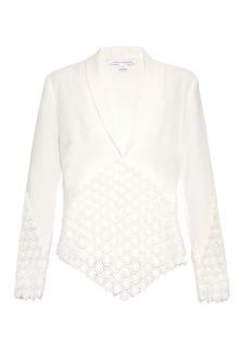 Diane Von Furstenberg Castilla jacket