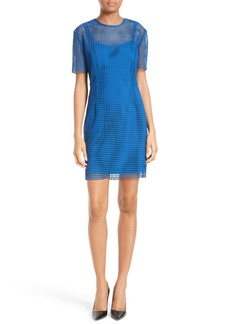 Diane von Furstenberg Chain Lace Dress