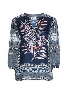 Diane Von Furstenberg Chrystie blouse