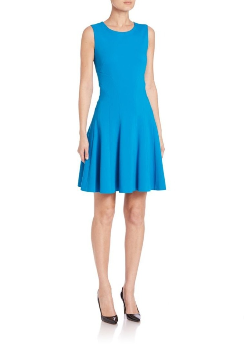 Diane von Furstenberg Citra Fit-And-Flare Dress