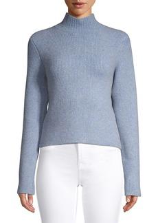 Diane von Furstenberg Classic Mockneck Sweater