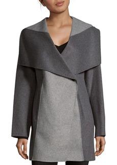 Diane von Furstenberg Classic Wrap Coat