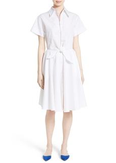Diane von Furstenberg Cotton Shirtdress