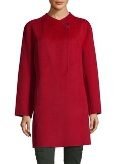 Diane von Furstenberg Darcy Wool-Blend Coat