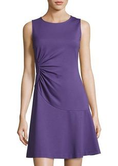 Diane von Furstenberg Dayna Sleeveless A-Line Dress