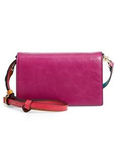 Diane von Furstenberg Disco Soirée Colorblock Leather Crossbody Bag