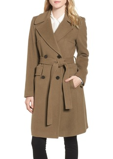 Diane von Furstenberg Double Breasted Coat