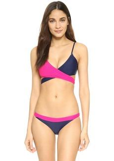 Diane von Furstenberg DVF Malibu Bikini Top