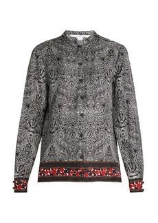 Diane Von Furstenberg Elenora shirt