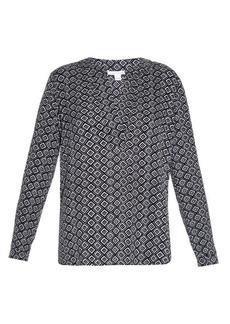 Diane Von Furstenberg Esti blouse