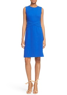 Diane von Furstenberg 'Evita' Sleeveless Ponte Fit & Flare Dress