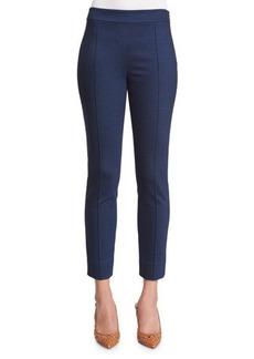 Diane von Furstenberg Farrah Skinny Ponte Ankle Pants