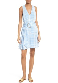 Diane von Furstenberg Fit & Flare Dress