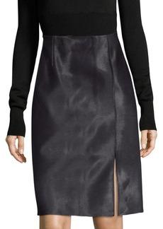 Diane Von Furstenberg Fitted Length Pencil Skirt