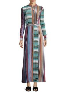 Diane von Furstenberg Flared Shirt Dress
