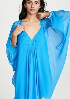 Diane von Furstenberg Fleurette Cover Up Dress