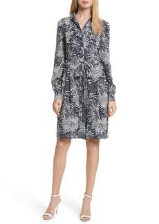 Diane von Furstenberg Floral Silk Romper