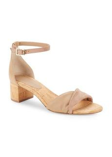 Diane Von Furstenberg Florence Leather Sandals