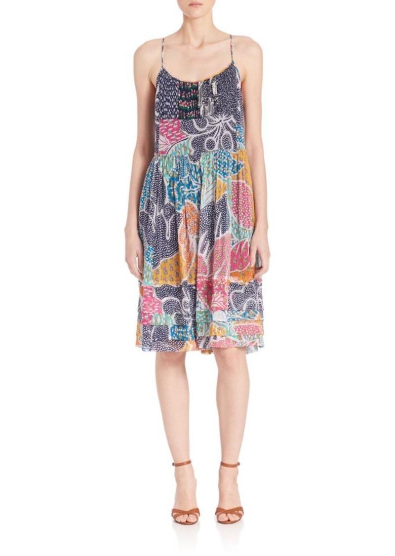 Diane von Furstenberg Franny Silk Dress