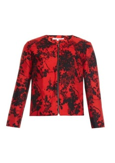 Diane Von Furstenberg Gabrielle jacket