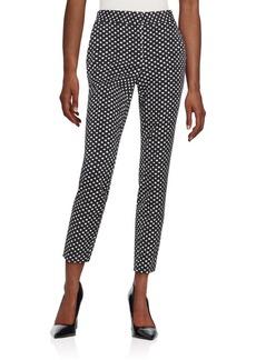 Diane von Furstenberg Genesis Dot-Print Pants