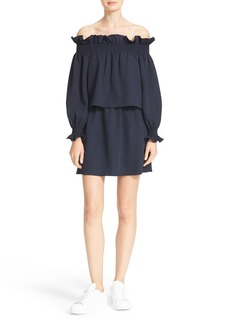 Diane von Furstenberg Georgie Popover Dress