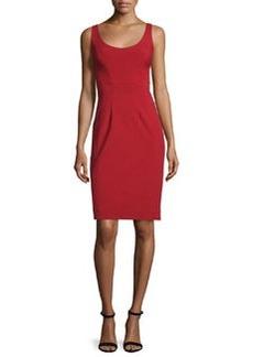 Diane von Furstenberg Geovana Sleeveless Sheath Dress