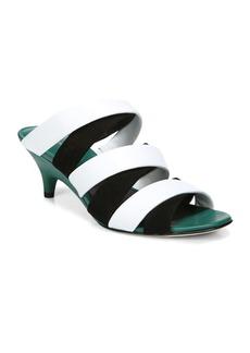 Diane Von Furstenberg Ghanzi Suede Slide Sandals