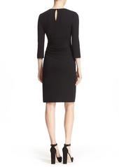 Diane von Furstenberg 'Glennie' Jersey Sheath Dress
