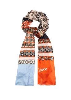 Diane Von Furstenberg Grace scarf