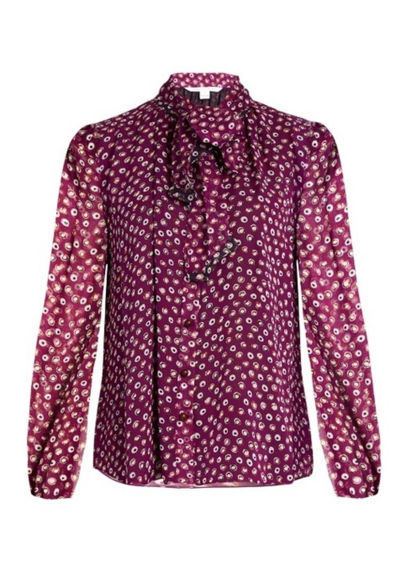 Diane Von Furstenberg Havanah blouse