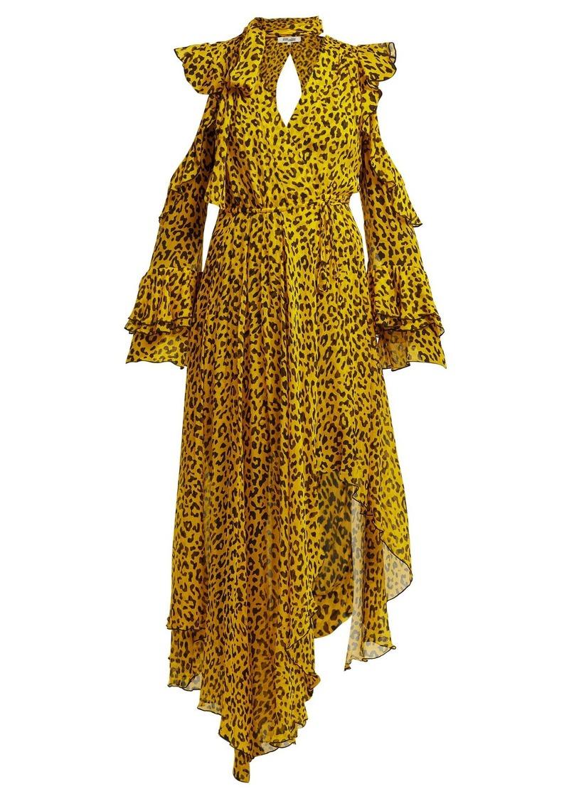 21a45db84ee0 Diane Von Furstenberg Diane Von Furstenberg Heyford leopard-print ...