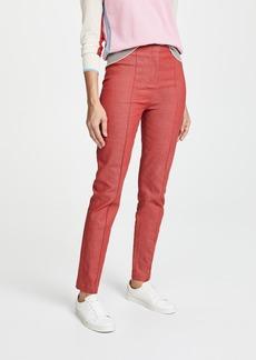 Diane von Furstenberg High Waist Skinny Jeans