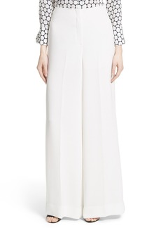 Diane von Furstenberg High Waist Wide Leg Pants