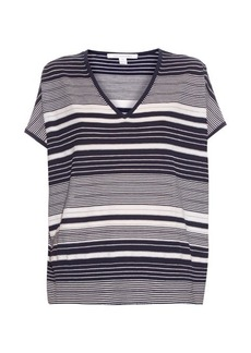 Diane Von Furstenberg Honey striped top