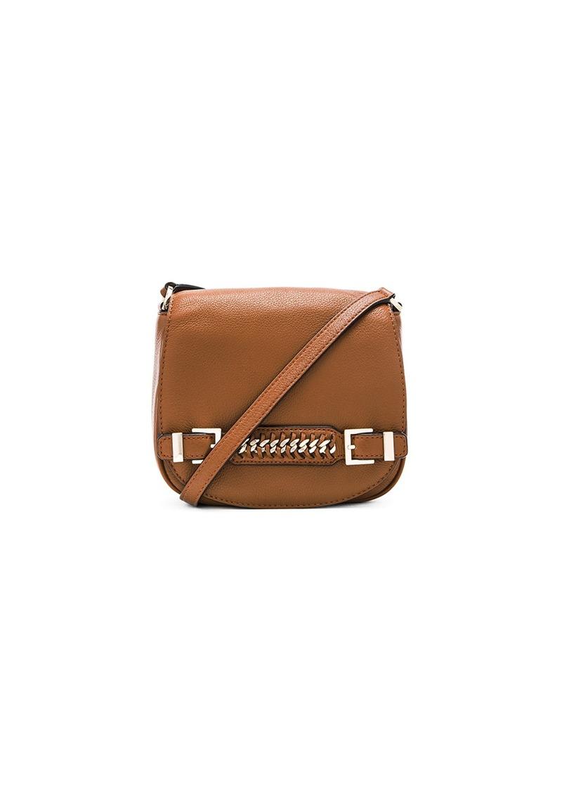 Diane von Furstenberg Iggy Saddle Bag