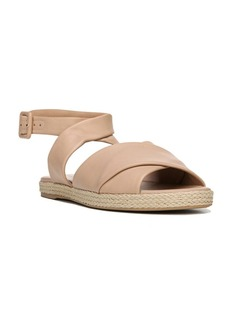 Diane von Furstenberg Iona Leather Espadrille Sandals