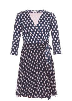 Diane Von Furstenberg Irina dress