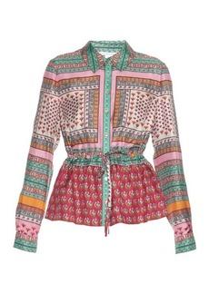 Diane Von Furstenberg Ivanka shirt