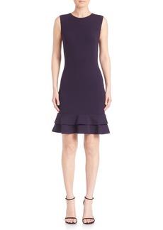 Diane von Furstenberg Jacey Tiered Ruffle Dress