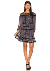 Diane von Furstenberg Jamie Dress in Navy. - size 4 (also in 0,2)
