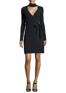Diane von Furstenberg Janeva Knit Wrap Dress