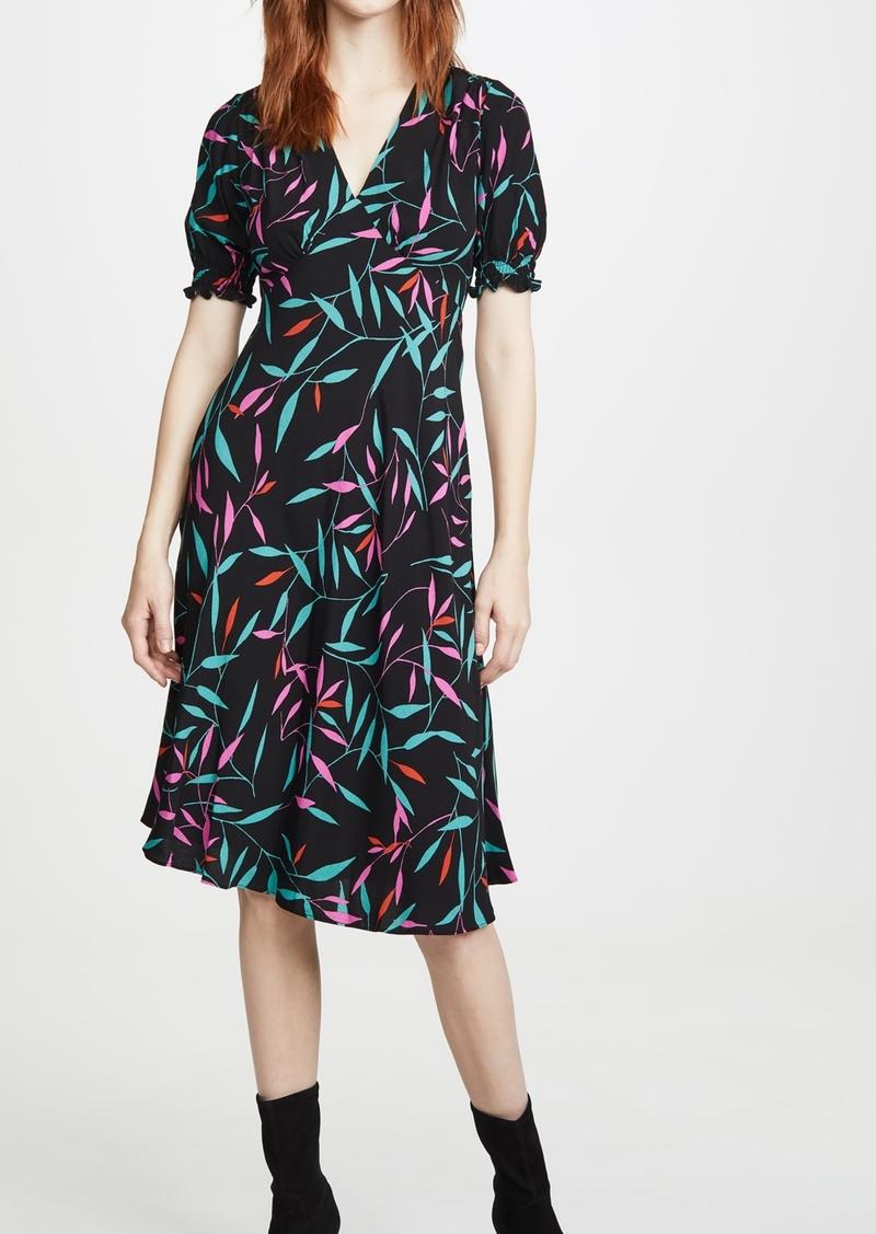 Diane von Furstenberg Jemma Midi Dress