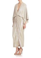 Diane von Furstenberg Jessi Sequin Gown