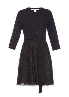 Diane Von Furstenberg Jewel dress