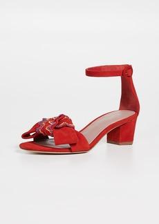Diane von Furstenberg Jo 45 Lace Sandals