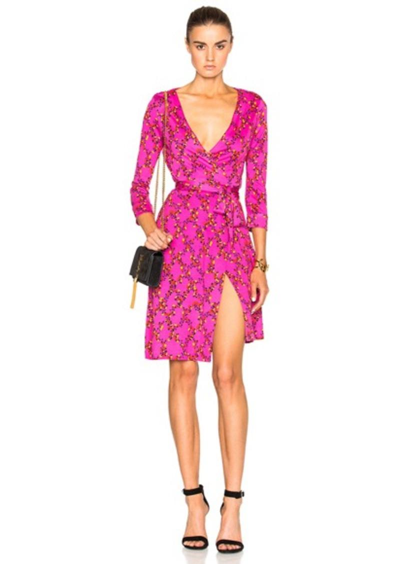Diane von Furstenberg Julian Two Wrap Dress