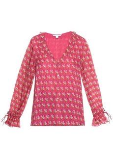 Diane Von Furstenberg Kirsty blouse