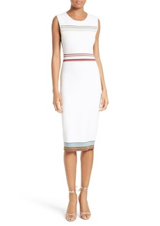 Diane von Furstenberg Knit Sheath Dress